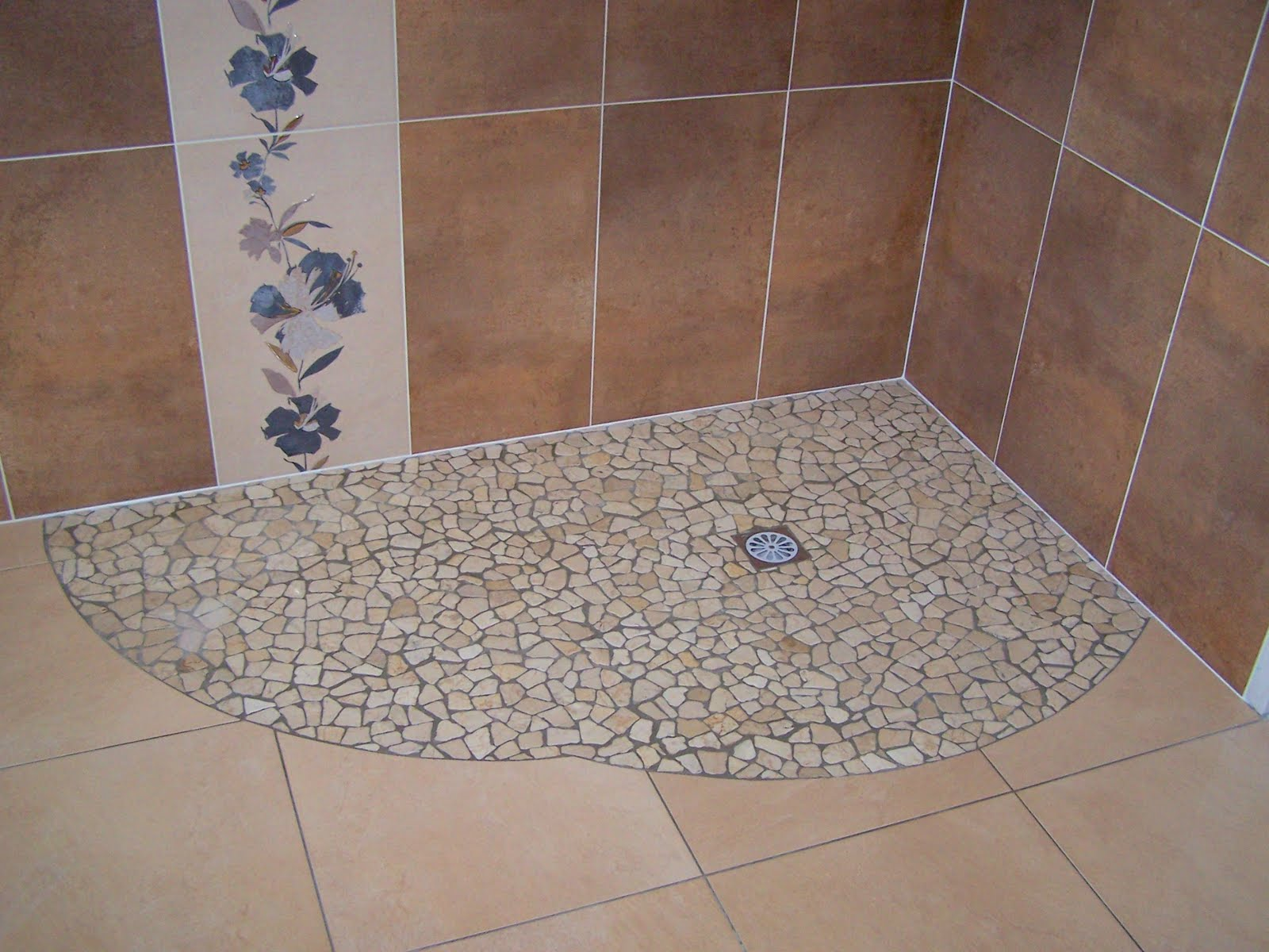 Carrelage antid rapant pour douche for Carrelage antiderapant
